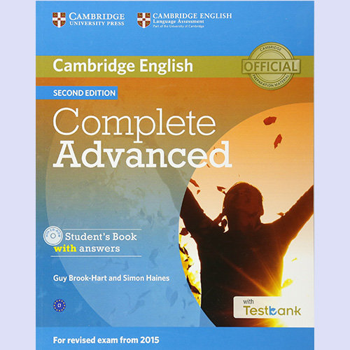 Complete-advanced-english