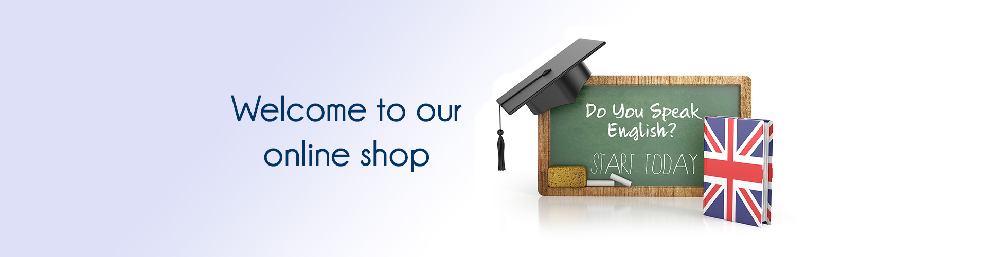 Berkshire School Of English - online shop