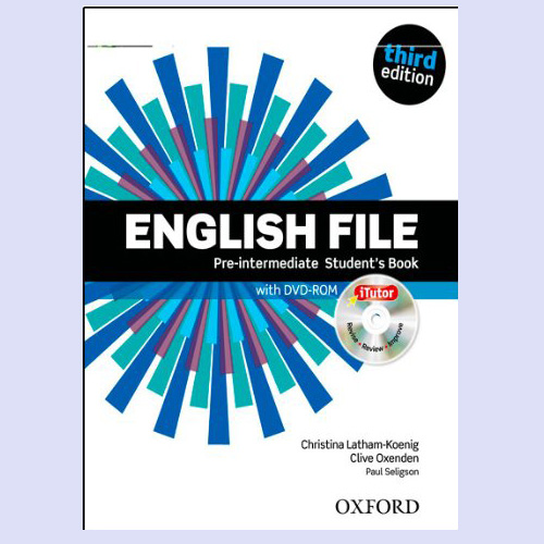 english-file-pre-intermediate